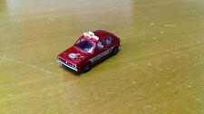 Brekina VW Golf 1 AvD Rot      1669