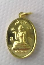 Traditional Authentic Thai Buddhist Amulet Pendant Protection From Bad Spirits 6