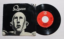 """QUEEN We Are The Champions 45 Elektra Rec. E-45441 US 1977 VG+ PICTURE SLEEVE 7"""""""