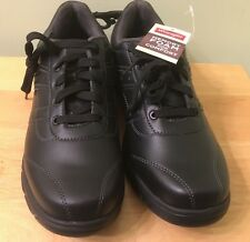 Wrangler Memory Foam Casual Black Lace Up Shoes - Men's Size 9.5 - New
