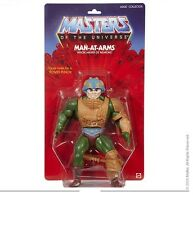 GIANT Man at Arms 2015 MOTU Classics Giants 12'' Vintage styled He-Man NEU OVP