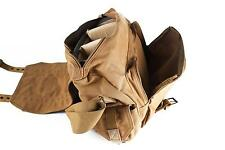 Vintage Canvas DSLR SLR Camera Bag Shoulder Messenger for Canon Nikon Pentax