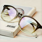 Men Women Eyeglass Frame Glasses Retro Spectacles Clear Lens Eyewear Rx NoGBDM