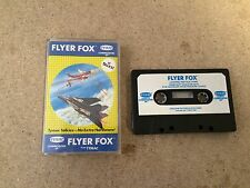 * Commodore 64 Raro Juego * Flyer Fox * C64