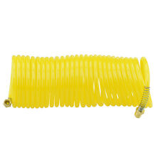 "Recoil Air Hose | 1/4"" Pneumatic 25ft Spring Retractable Re Coil Compressor PSI"