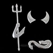 Süße 3D Teufel Stil Dämon Aufkleber Auto Auto Emblem Logo Papier Dekoration HOT