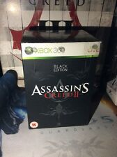 "Assassini CREED 2 II BLACK EDITION EZIO STATUA FIGURINA 7 ""XBOX 360"