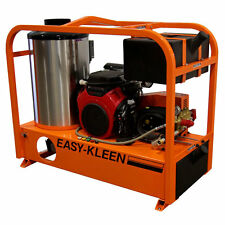 Easy-Kleen Professional 5000 PSI (Gas - Hot Water) Belt-Drive Skid Pressure W...