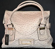 Guess Damsel Shopper Bag Handbag Sac Purse Bolsa Stone NWT