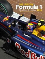 OFFICIAL  FORMULA 1 SEASON Review 2010 (2011, New Hardcover) SHRINK WRAPPED