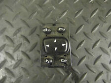 1999 MERCEDES S320 W220 AUTOMATIC MIRROR ADJUSTER SWITCH 2208211651
