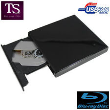 HD 1080P 3D USB 3.0 External Blu-ray Player Burner Panasonic UJ-240 Writer Drive
