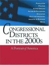 Congressional Districts in the 2000s: A Portrait Of America-ExLibrary