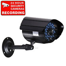 Surveillance Security Camera Day Night Vision Outdoor Infrared IR LED CCTV b1a