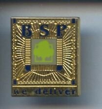 RARE PINS PIN'S 3D .. INFORMATIQUE PC COMPUTER BULL BSP OR   ¤7A