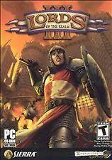 Lords of the Realm III(FREE POST/CAN/US)  (PC, 2004)