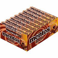 """24 x Rolls of mentos - """"Choco & Caramel"""" (= 912g  / 2.01lbs / 32.17oz)"""