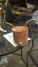 Copper thumper thump keg for Moonshine still  FREE RECIPES!