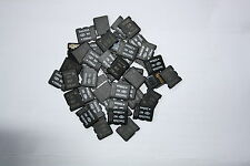 JOB LOT 50 x (M2) Sandisk and Sony 256 MB Memory Stick Micro Cards. Bargain deal