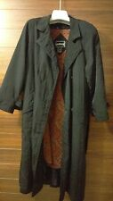 GALLERY WOMENS RAIN COAT WITH Red liner size 10