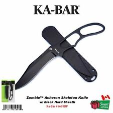 KA-BAR Zombie™ Acheron Skeleton Knife, w/Black Hard Sheath, ZK #5699BP