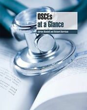 OSCEs at a Glance, Richard Harrison, Adrian Blundell, Good Condition Book