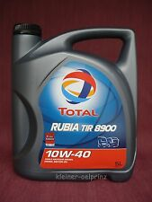 5 L Total rubia TIR 8900 10W-40 Low SAPS Aceite para motores/Aceite de Motor MB