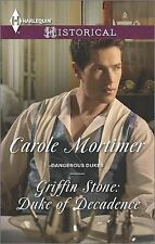 Griffin Stone: Duke of Decadence by Carole Mortimer (Paperback / softback, 2015)