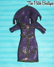 MONSTER HIGH CLAWDEEN WOLF DAWN OF THE DANCE DOLL OUTFIT REPLACEMENT DRESS ONLY