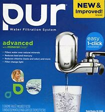 Faucet Water Filter Advanced System Filtrtion Drink Purifier Clean Kitchen Sink