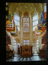 POSTCARD LONDON WESTMINSTER ABBEY HENRY VII'S LADY CHAPEL