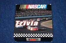 2003 NASCAR DAILY DESKTOP TRIVIA CALENDAR (VN36)