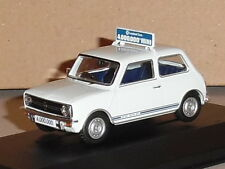 Corgi Vanguards.  VA13505 Mini 1275 GT in Glacier White, `The 4,000,000 Mini`