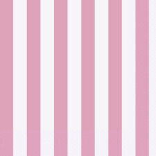 LOVELY PINK STRIPES LUNCH NAPKINS (16) ~ Birthday Party Supplies Dinner Large