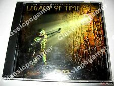 Journeyman Project Legacy of Time PC Game RARE DVD EDITION Z