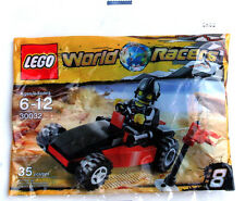 30032 DUNE BUGGY world racers promo city lego minifigure NEW poly bag legos set