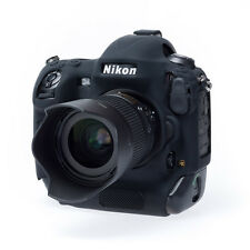 Black Silicone Cover for Nikon D4/D4s by easyCover
