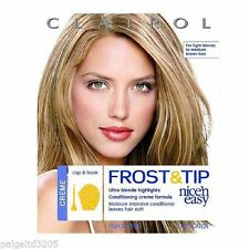 Clairol Frost & Tip Hair Color, For Light Blonde to Medium Brown Hair