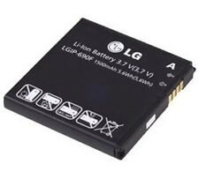 OEM LG Battery  LGIP-690F for LG E900 Optimus 7