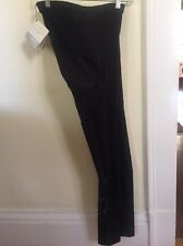 New Women's Craft Active Bike Thermal Tights Chamois Pad Size Large Black