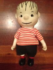 "Vintage 1966 LINUS 7"" Pocket Doll Peanuts Snoopy Figure BOUCHER"