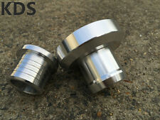 33mm Aluminum Flange Adapter Fit HKS SSQV SQV BOV Turbo Blow Off Valve 1 2 3 4