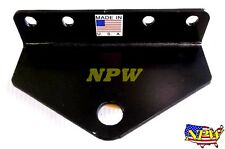 Trailer Hitch 2.5, 4 & 6 In. mount lawn mower TORO EXMARK Bad-Boy SCAG