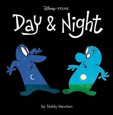Day and Night, Newton, Teddy, New Book