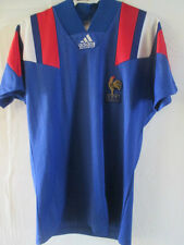 "France 1992-1994 Home Football Shirt 32""-34"" /8097"