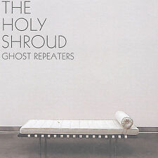 ~DAMAGED ARTWORK CD Holy Shroud: Ghost Repeaters