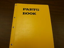 KOMATSU PC300 LC & PC300 HD HYDRAULIC EXCAVATOR Parts Book