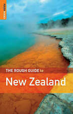 The Rough Guide to New Zealand by Laura Harper, Paul Whitfield, Anthony Stephen…