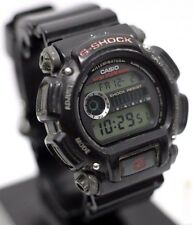 Casio G-Shock DW-9052-1V Black Resin 200m Water Resistent Tough Wrist Watch