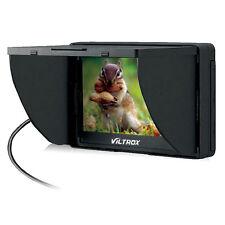 """Viltrox DC-50 5"""" HD Clip-on LCD Wide View Monitor for Canon Nikon DV DSLR Camera"""